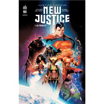 New JusticeNew justice,01