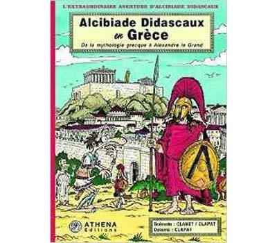 Alcibiade Didascaux en Grèce