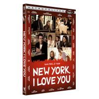 New York, I Love You DVD