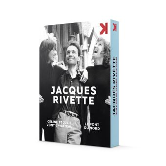 2 films de Jacques Rivette DVD