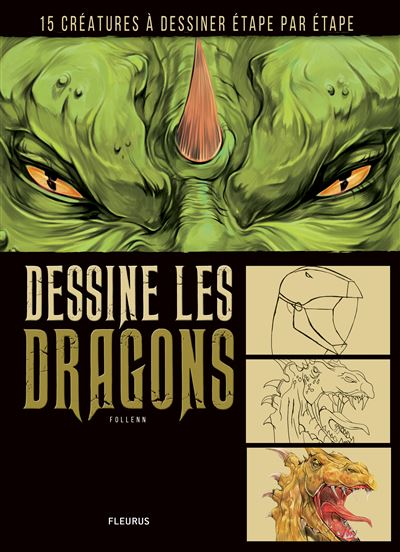 Dessine les dragons