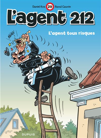 Agent tous risques - tome 29 - L Agent Tous Risques - L Agent 212