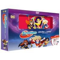 DC Super Hero Girls DVD