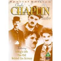Charlie Chaplin Marathon Volume 2 - DVD