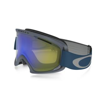 masque de ski oakley bleu
