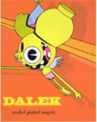 Dalek Nickel plated angels