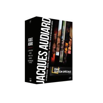 Coffret Jacques Audiard Edition Spéciale Fnac DVD