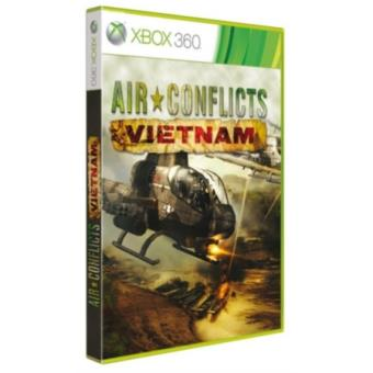 air conflict vietnam xbox 360 sur xbox 360 jeux vid o achat prix fnac. Black Bedroom Furniture Sets. Home Design Ideas