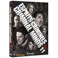 Esprits criminels Saison 11 DVD