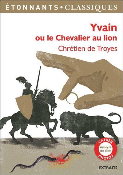 Yvain ou Le Chevalier au lion - 9782081437326 - 2,99 €