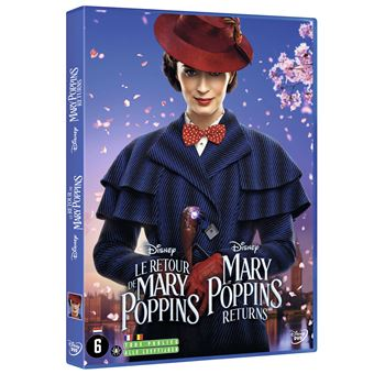 Mary PoppinsLe retour de Mary Poppins DVD