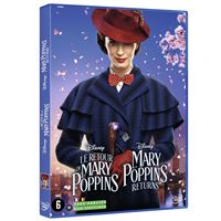 Le retour de Mary Poppins DVD