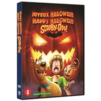 Happy Halloween Scooby Doo DVD
