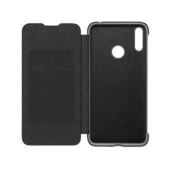 Huawei Y7 2019 Flip Cover Black