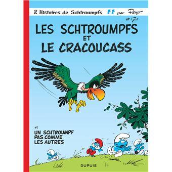 Les SchtroumpfsLes schtroumpfs et le Cracoucass