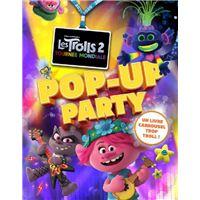 Trolls World Tour, le livre pop up