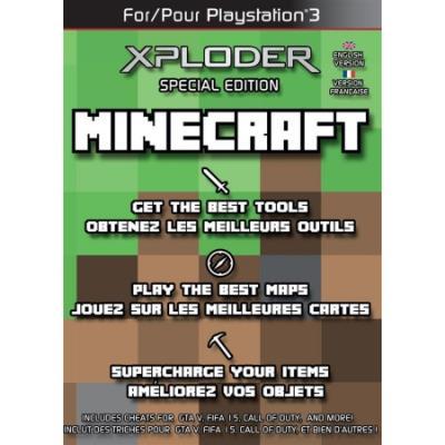 X-Ploder Minecraft PS3