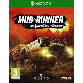 Mud Runner: A Spintires Game MIX XONE