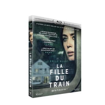 La fille du train Blu-ray