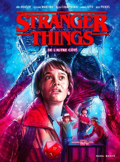 Stranger Things T01 De l'autre côté