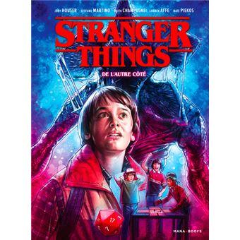 Stranger ThingsStranger Things T01 De l'autre côté