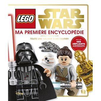 Lego Star WarsMa première encyclopédie