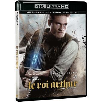 Roi arthur la legende d excalibur/4k