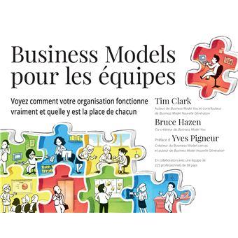 Business model pour les equipes