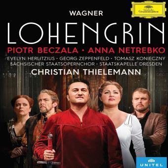 LOHENGRIN/DRESDE 2016/DVD