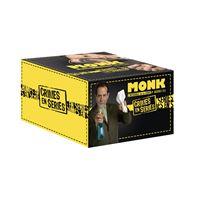 Coffret Monk L'intégrale DVD