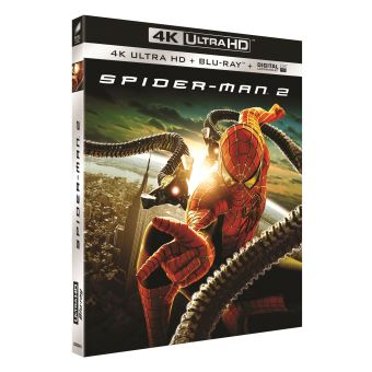 Spider-ManSpider-Man 2 Blu-ray 4K Ultra HD