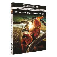Spider man 2/inclus bluray/uv
