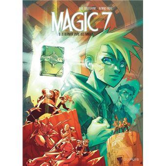 Magic 7Magic 7 - Le dernier livre des mages