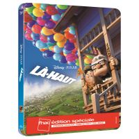LA-HAUT-FR-FNAC-STEELBOOK BLURAY+DVD