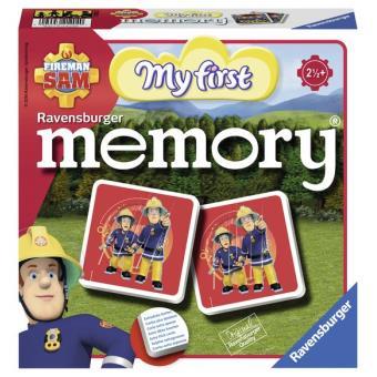 Grand memory® Sam le Pompier Ravensburger
