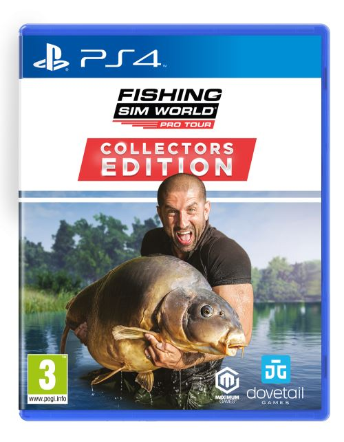 Fishing Sim World 2020 Pro Tour Collector's Edition PS4