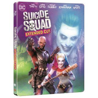 Suicide SquadSuicide Squad Steelbook Blu-ray