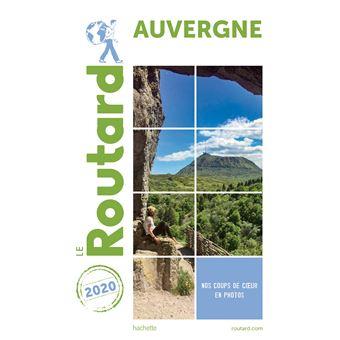 Guide du Routard Auvergne 2020
