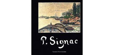 Signac Broche