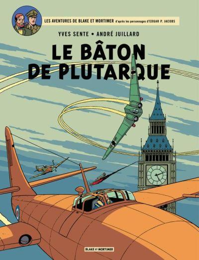 Blake et Mortimer - Tome 23 - Bâton de Plutarque (Le) - 9782505049760 - 9,99 €
