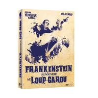 Frankenstein contre le loup-garou Combo Blu-ray + DVD