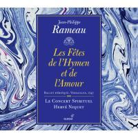Les Fêtes de l'Hymen et de l'Amour - 2 CD