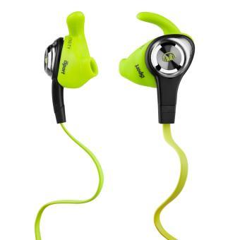 Ecouteurs intra-auriculaires Monster iSport Intensity Vert