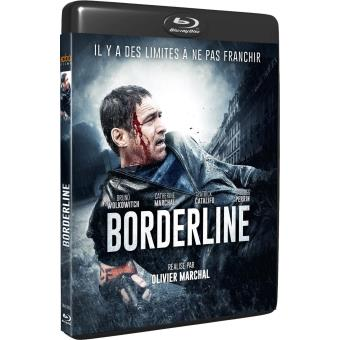 Borderline Blu-Ray
