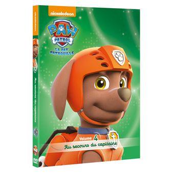 Pat' PatrouillePaw Patrol La Pat'Patrouille Volume 4 Capitaine en détresse DVD