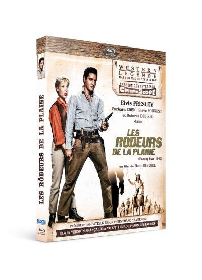 Les rôdeurs de la plaine dvd