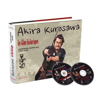 Akira Kurosawa Les films historiques Edition Collector DVD
