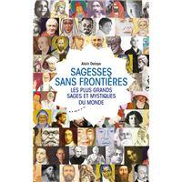 Sagesses sans frontières - Les plus grands sages et mystiques du monde