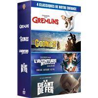 Coffret 4 classiques de notre enfance DVD