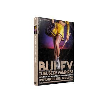 Buffy contre les vampiresBuffy, tueuse de vampires DVD